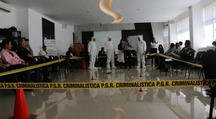 PGR Oaxaca, clausura taller de capacitación de los protocolos nacionales (18:00 h)