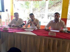 conferencia de prensa murat huatulco