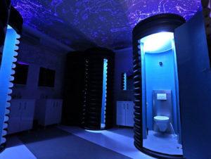 hotel capsulas espaciales