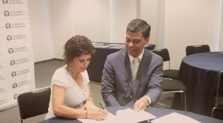ITESM y Gobierno de Oaxaca ofrecerán a trabajadores   facilidades para estudios de posgrado (20:30 h)