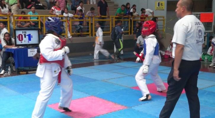 Se realizó la XIV Copa Benemérita de las Américas de Taekwondo (17:00 h)