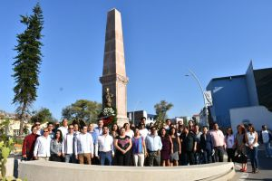 Conmemora Ayuntamiento Capitalino 150 aniversario de la Toma de Puebla (1)