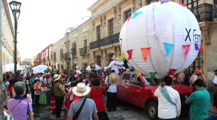 Oaxaca de Juárez: ciudad que se piensa, se camina y disfruta (18:00 h)