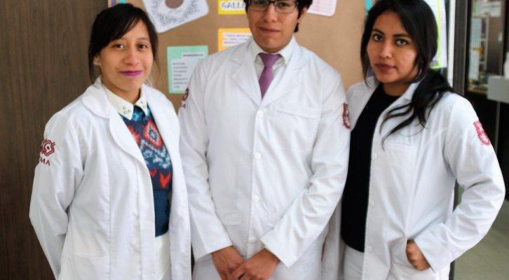 Alumnos del IPN crean galleta que acelera tránsito intestinal y ayuda a personas con estreñimiento (17:00 h)