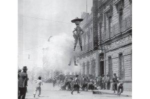 quema de judas