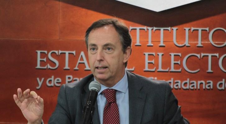 Corrupción debe combatirse desde la responsabilidad social: Ehrman (19:00 h)