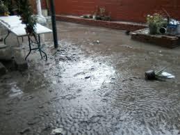 escuelas inundadas