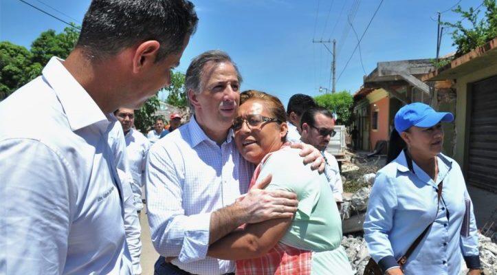 Hacienda diseña plan de acción para afectados por los sismos (22:00 h)