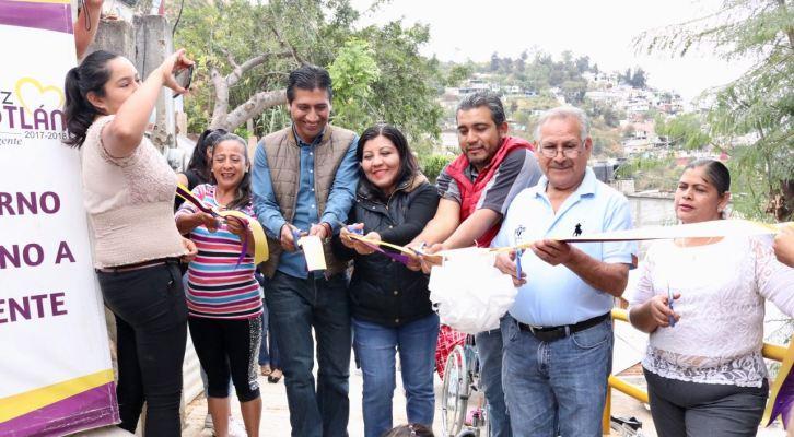 Alejandro López Jarquín reafirma compromiso con el bienestar social de Xoxocotlán (20:00 h)
