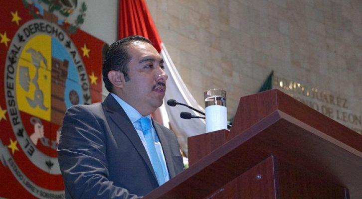 Presenta Horacio Antonio Iniciativa de reforma en materia de justicia cotidiana (20:30 h)