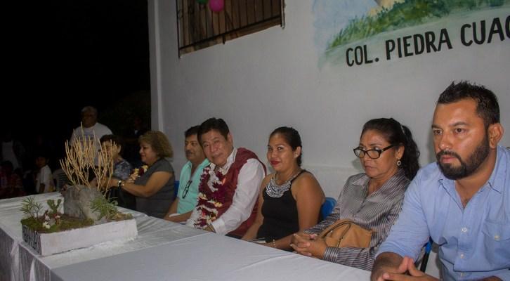 Amplía Rodolfo León red eléctrica en Piedra Cuachi (18:00 h)