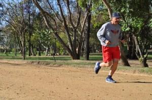 El Bosque El Tequio, opción favorita para entrenamiento de la comunidad atlética (1)