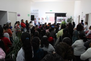 Acercan a capitalinos Jornada de Salud Ortopédica