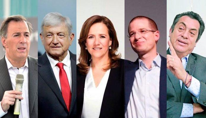 Así llegan los candidatos presidenciales al primer debate (10:00 h)