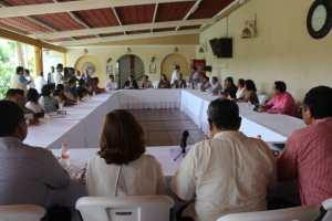 Instala Gobierno del Estado y STPEIDCEO mesa negociación del Pliego Petitorio 2018 (2)