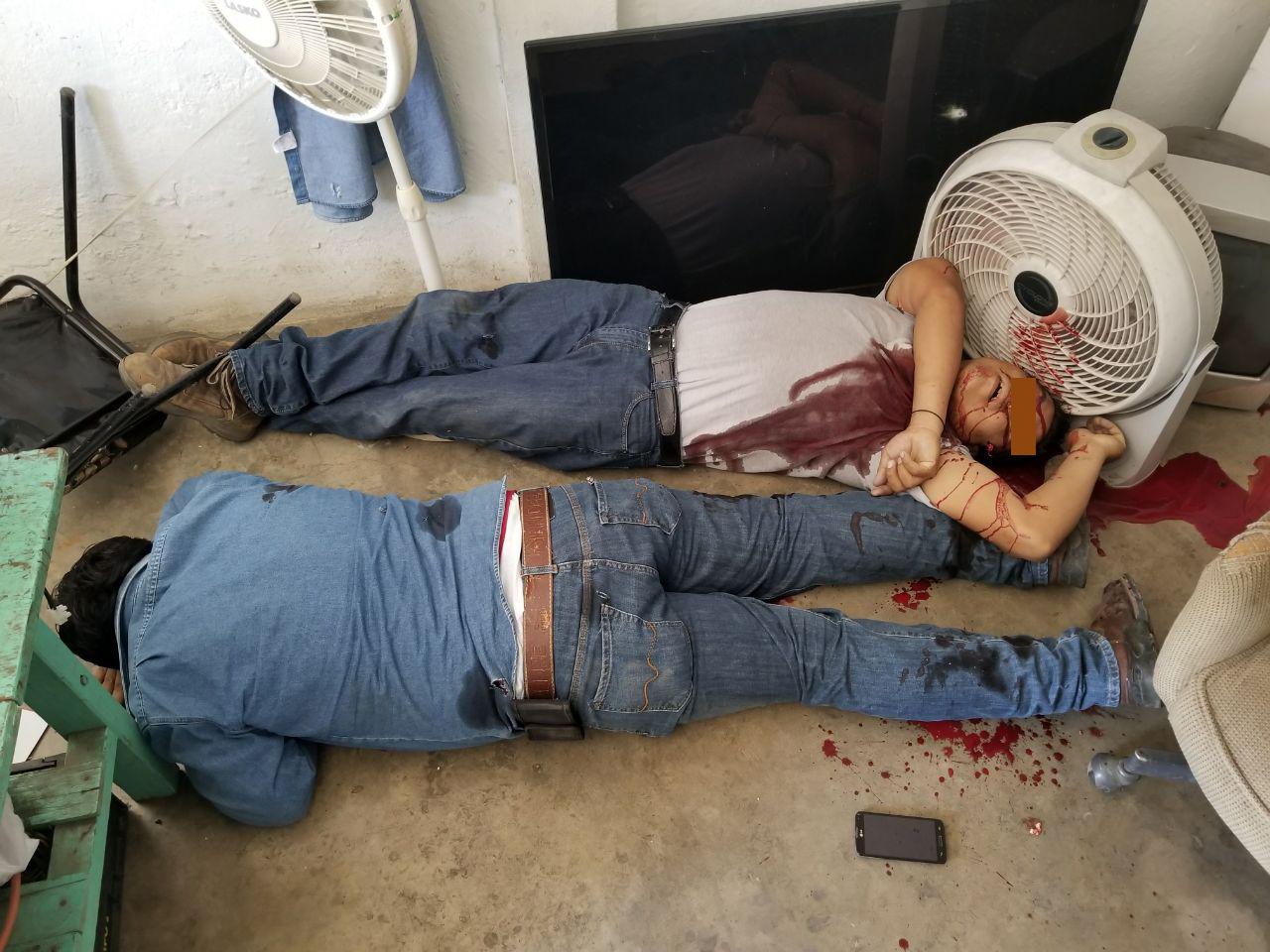 Seis ejecutados en primero de mayo en Oaxaca