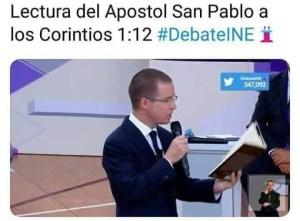 lectura del apostol