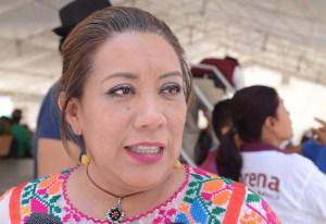 nancy ortiz, Morena