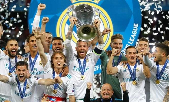 Real Madrid, histórico tricampeón de la Champions (17:30 h)