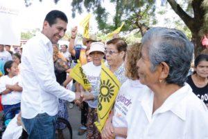 Comunicado ALJ.- Respaldo ciudadano de Xoxocotlán, la fuerza de Alejandro López Jarquín (2)