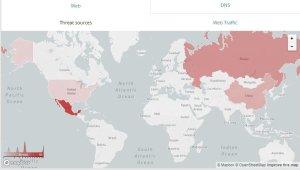 mapa ataque