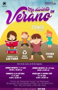 Impartirá gobierno de Xoxocotlán cursos de verano para niños (1)