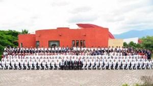 Refrenda Alejandro Murat compromiso para fortalecer la educación superior en Oaxaca (2)