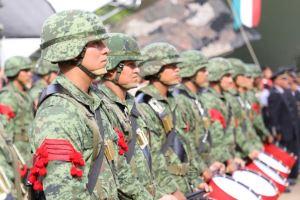 Concluye con éxito exposición militar Fuerzas Armadas...Pasión por servir a México 7