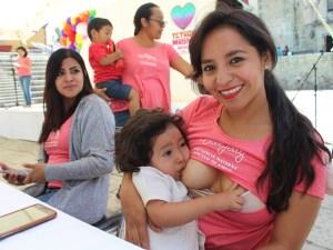 Imprescindible la lactancia materna para una vida sana- SSO 4