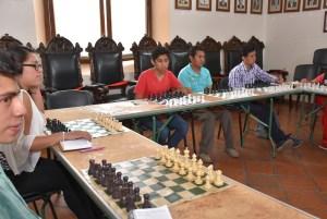 Palacio Municipal sede de partidas de ajedrez (2)