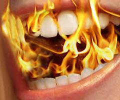 boca ardorosa