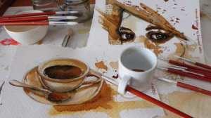 pintura-con-cafe