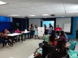 Imparte Coesida talleres de sexualidad humana a estudiantes de la UPN 3