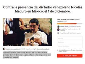 contra Maduro