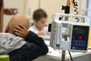 niños con cáncer