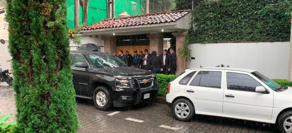 Localiza Procuraduría capitalina a agresor de escoltas del cardenal Rivera; está herido de bala (14:50 h)