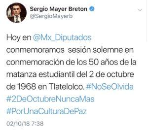 twitter sergio mayer
