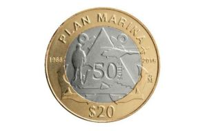 moneda plan Marina