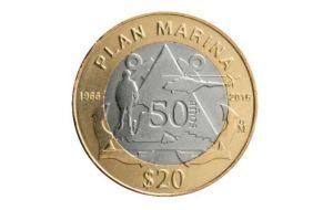 moneda plan Marina
