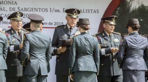 scensos militares