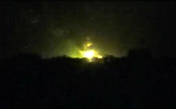 Explota otro ducto de Pemex, ahora en Querétaro (21:38 h)