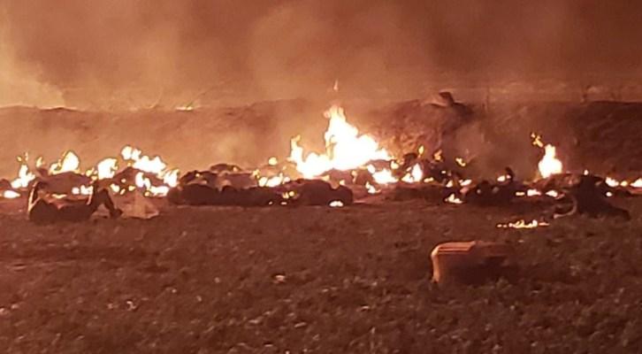 Explosión en toma clandestina en Hidalgo; se reportan varios lesionados y quemados (20:21 h)