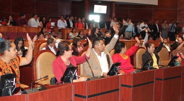 Garantiza Legislativo estado de derecho en municipios (20:00 h)
