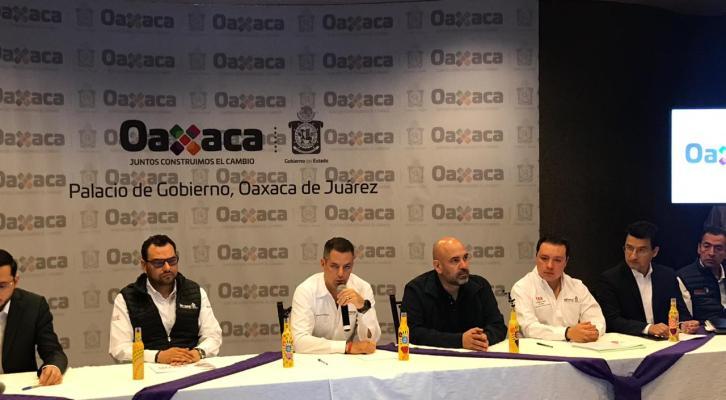 Murat afirma que su gobierno refuerza seguridad ante incremento de actos delictivos en Veracruz (09:47 h)