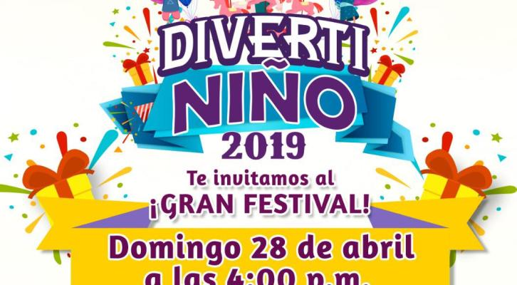 Invitan a la celebración del Día del Niño en Xoxocotlán (18:15 h)