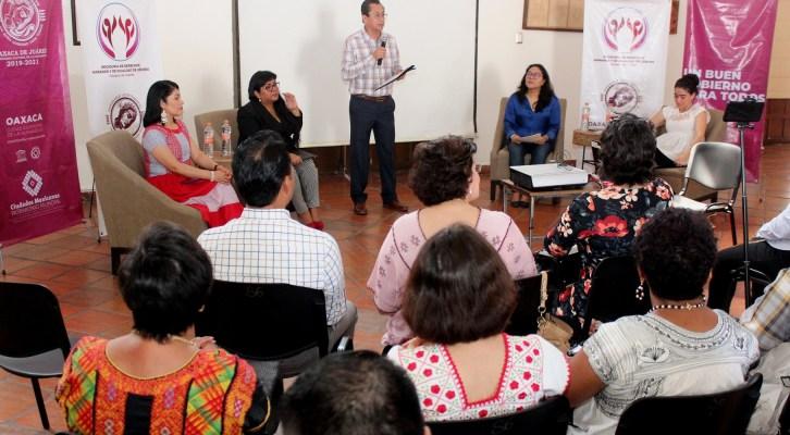 Gobierno capitalino, promotor permanente de la participación política de las mujeres (17:30 h)