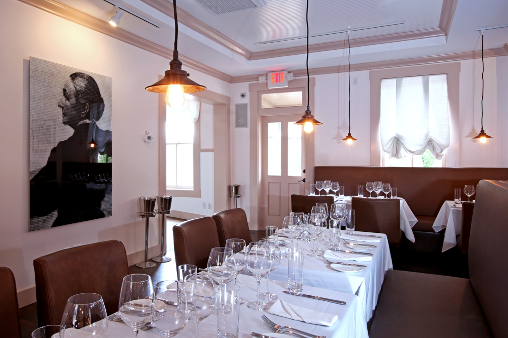 Georgia of Santa Fe: Fine Dining à la O'Keeffe
