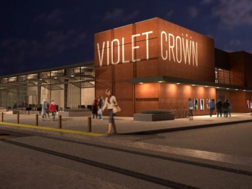 Violet Crown Santa Fe: Santa Fe spin-off of Austin-based cinema