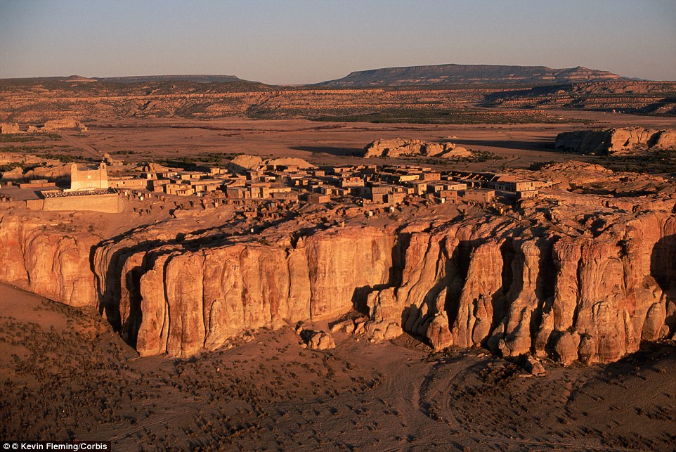 Acoma Pueblo: North America's Oldest Continuously Inhabited Settlement