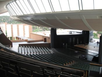 Santa Fe Opera Open Air Theatre (Credit: Wikipedia)